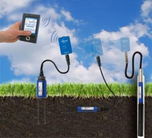 Датчики влажности почвы
